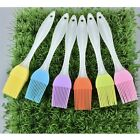 Baking Oil Brush Silicone Cooking Butter Basting Pastry BBQ Barbecue Brushes New