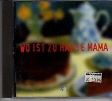(AT859) Wo Ist Zu Hause Mama - Perlen Deutschs- 1995 CD