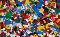 LEGO 1 KG Kilo bunt gemischte Steine City System Basic Kiloware Kilo Konvolut