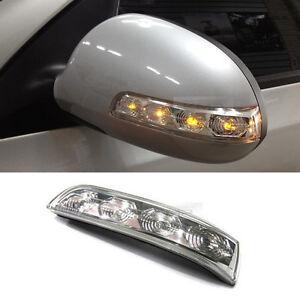 OEM Left Side Mirror LED Signal Lamp Repeater For HYUNDAI 2008-2012 i30 / i30cw