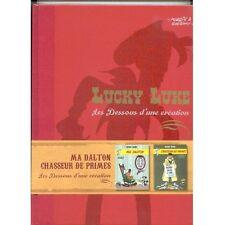 Tirage BD Lucky Luke Ma Dalton - Chasseur de Primes Morris Western NEUF