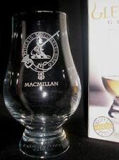 CLAN MACMILLAN SCOTCH MALT WHISKY GLENCAIRN TASTING GLASS