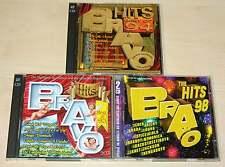 3 CD SAMMLUNG BRAVO THE HITS 94 95 98 - LOONA BACKSTREET BOYS  VANGELIS SHAGGY