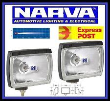 NARVA 71620 ULTIMA 160/115 PENCIL BEAM DRIVING LIGHTS, LIGHT SPOT LAMPS WIRING