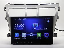 3G/Wi-Fi Android 6.0 Car Stereo Radio BT GPS Navigation For Toyota Yaris Sedan