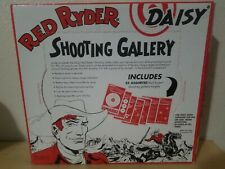 New Daisy Red Ryder Target Box Shooting Gallery Outdoor for BB Gun Airgun