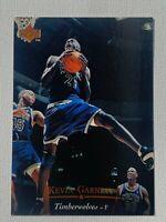 1995-96 UPPER DECK BRONZE ROOKIE LOT KEVIN GARNETT RC #273 TIMBERWOLVES HOF