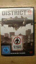 DISTRICT 9  (Peter Jackson Neill Blomkamp) DVD Film Action science fiction