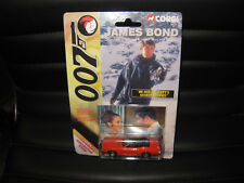 1/64 CORGI JAMES BOND 007 MERCURY COUGER  OHMSS  + COLLECTORS CARD #99655