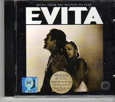 (EU705) Madonna, Evita: Music From The Motion Picture - 1996 CD