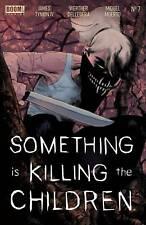 SOMETHING IS KILLING CHILDREN #7 2ND PRINT VARIANT *08/19/2020