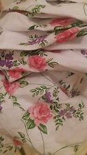 Traditional Roses Vintage Duvet cover Double