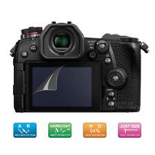 4x LCD Screen Protector w/ Top LCD Film for Panasonic Lumix DC-G9 DC G9