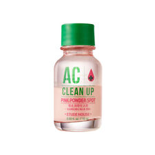 [ETUDE HOUSE] AC Clean Up Pink Powder Spot - 15ml + Free Gift