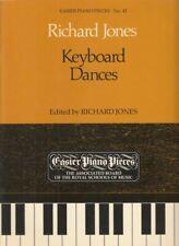 Keyboard Dances (Easier Piano Pieces (ABRSM)) : Richard Jones