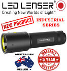 Led Lenser Rechargeable Industrial Series I7R Torch 5 Yr Wty Authorised Seller