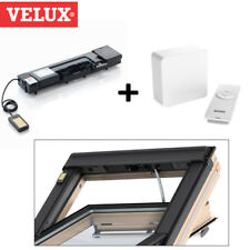 velux electric window opener ebay. Black Bedroom Furniture Sets. Home Design Ideas