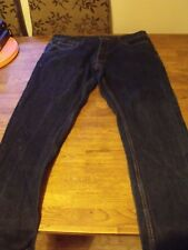 a9c93d36 GREAT PAIR OF DARK BLUE SLIMFIT MENS JEANS FROM MATALAN, 34