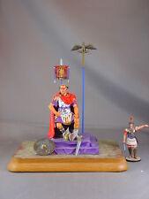 Roman Julius Caesar Alesia Vercingetorix Surrender figure miniature diorama