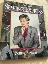 New listing Sewing Express Book By Nancy Zieman