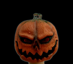 Jack-O'-Lantern Horror Scary Pumpkin Mask For Halloween Cosplay Party Costume