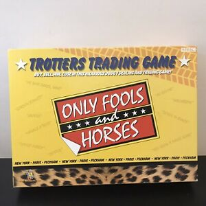 Only Fools & Horses Trotters Trading Board Game Vintage 1990 - Complete