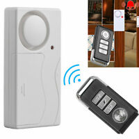 Drahtlose Fernbedienung Magnetsensor Tür Fenster Home Security Alarmanlage