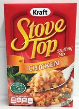 Stove Top Stuffing Mix for Chicken 6 oz Dressing