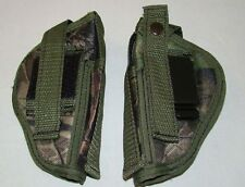 "2 1/2 "" - 3 "" SMALL REVOLVER CAMO GUN HOLSTER  HUNTING  LAW ENFORCEMENT   311C"