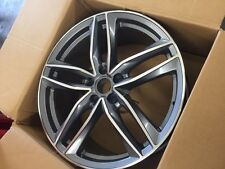 "19""rs6 c gun m alloy wheels (no tyres) audi a5/a6/s5/a7/q5/q3/  et35"