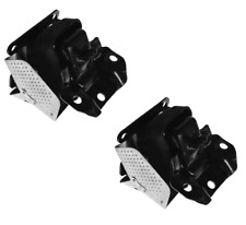 Engine Motor Mount Set (Front L+R Mounts) with Brackets for Cadillac Chevy GMC