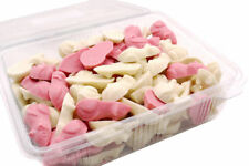 Dog Chocolate Treats Milk & Strawberry Flavoured Mice Bulk Buy 1KG