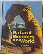 NATURAL WONDER OF THE WORLD READER'S DIGEST HARDCOVER BOOK