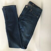 AG Adriano Goldschmied The Premiere Skinny Straight Jeans Size 27 R
