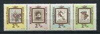 32099) HUNGARY 1962 MNH** Stamp Day 4v. Scott# B228a