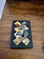 Grand Tour Specimen Marble /Pietra Dura Paperweight/ Desk Weight