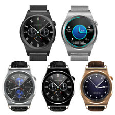 1.3'' SMS Waterproof Bluetooth Smart Watch Phone Mate For Android 4.3 iOS 8.0