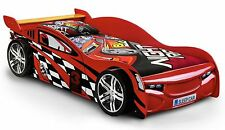 Childrens Novelty Red Scorpion Racing Car Bed by Julian Bowen