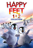 Happy Feet/Happy Feet Two [2 Discs] Sealed~New