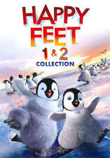 Happy Feet 1 & 2 Collection New DVD