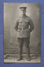 Wwi Rppc of A New Zealand Private