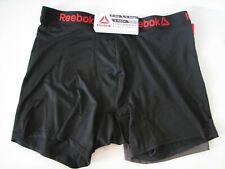 Reebok Boxer Briefs 2 Pair Men's Performance XL 40-42