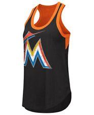 Miami Marlins Women's XL Power Play MLB Tank Top G-III by Carl Banks NWT
