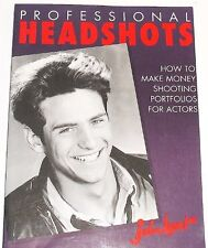 Professional Headshots: How to Make Money Shooting