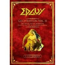 "Edguy ""Gold Edition vol. 2"" 3 CD NUOVO"