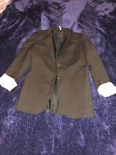Aritzia Blazer size 4 Exeter fitted long blazer jacket Black