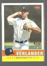 2006 Fleer Tradition #173 Justin Verlander (RC) (ref 72471)