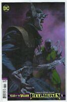 Year Of The Villain Hell Arisen #1 DC COMICS Variant Cover B 1ST PRINT YOTV