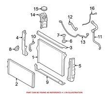 For BMW Genuine Radiator 17112284607