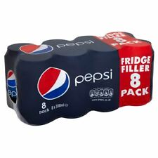 Pepsi (8x330ml)